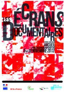 Les Ecrans documentaires 2013